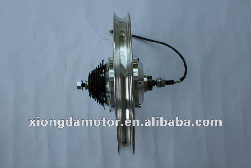 High Speed Brushless Electric Bicycle Motor/E-bike Rear Motor