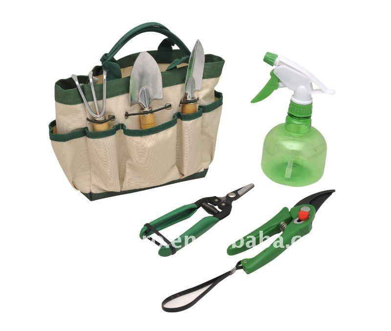 ensemble d 39 outils de jardin dans le sac buy ensemble d 39 outils de jardin dans un sac outil de. Black Bedroom Furniture Sets. Home Design Ideas
