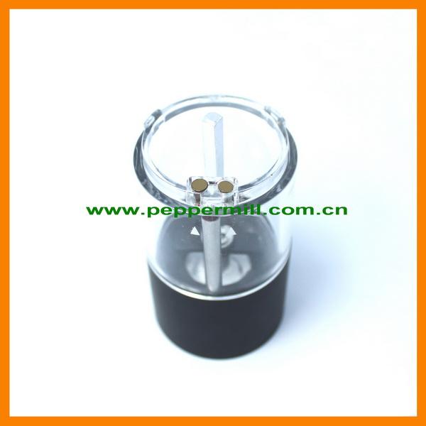 Color Ceramic Pepper Grinder Black Salt And Pepper Mill