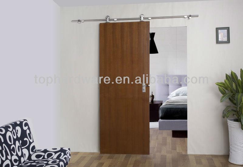Sistema de puertas correderas para puerta de madera buy product on - Puerta corrediza madera ...
