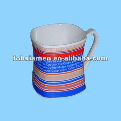 Yellow Lemon Ceramic Funny Shaped Mug Buy Funny Shaped