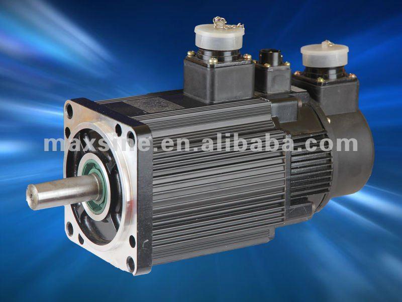 200v Permanent Magnet Ac Servo Motor 2500ppr Encoder View