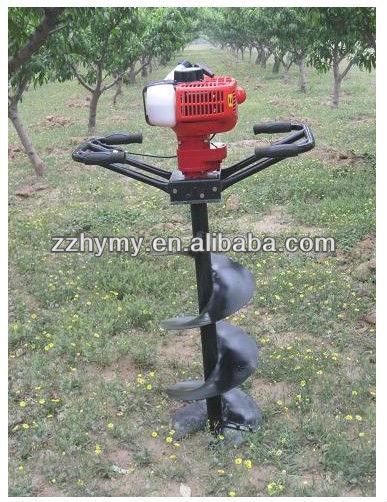 tree digger machine
