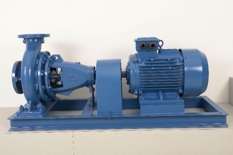 End Suction Centrifugal Water Pump Set, View pump set, Eifel ...