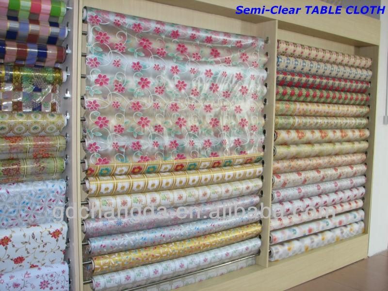 Plastic Table Cover Clear Pvc Plastic Sheet Pvc Plastic