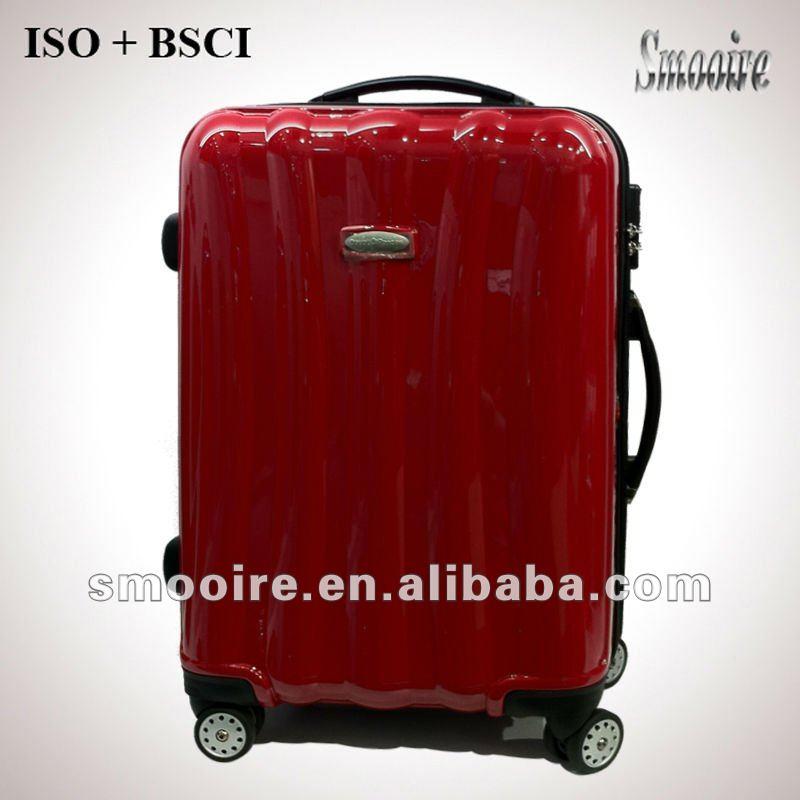 aldi style new design 100 pc shiny trolley travel bag. Black Bedroom Furniture Sets. Home Design Ideas