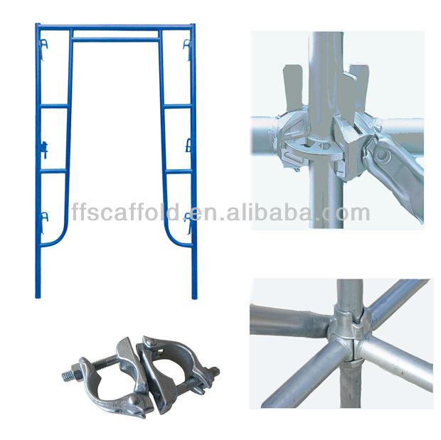 Wedge Aluminum Scaffold : Construction platform aluminum plank scaffolding