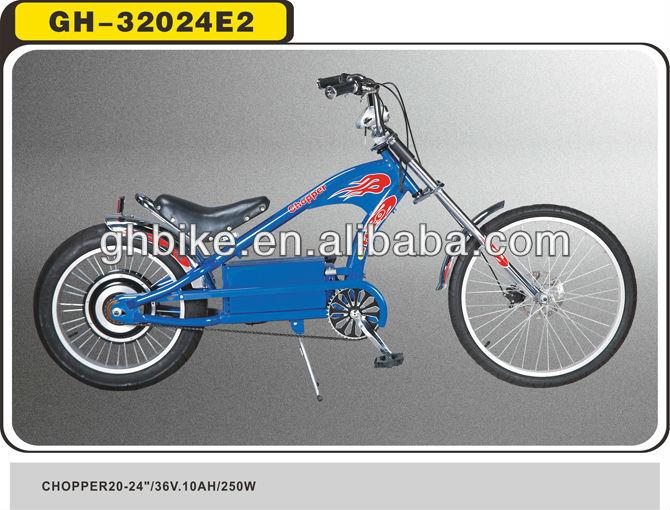 36v elektrische chopper fahrrad beach cruiser fahrrad. Black Bedroom Furniture Sets. Home Design Ideas