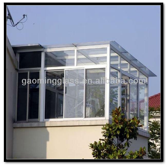Prefabricated Balcony Glass Sunhouse For Sale View