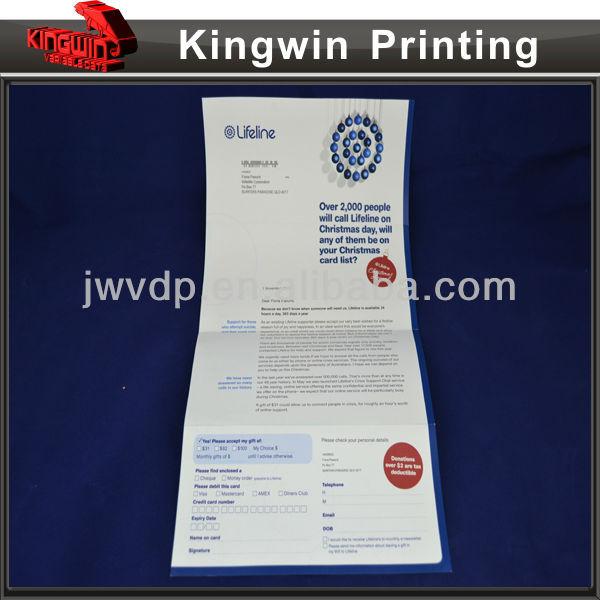 Custom paper mailing bags
