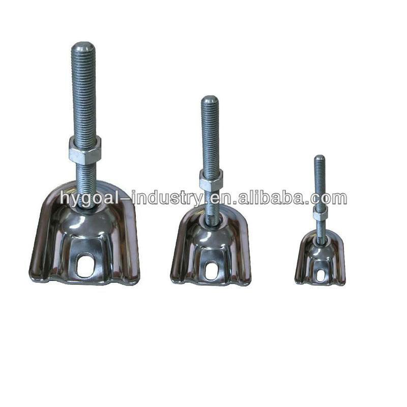 machine leveling bolts