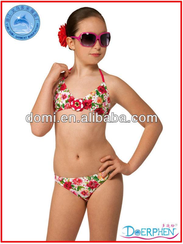 2014 hot sex girls photos animal pattern sexy school girl bikini.