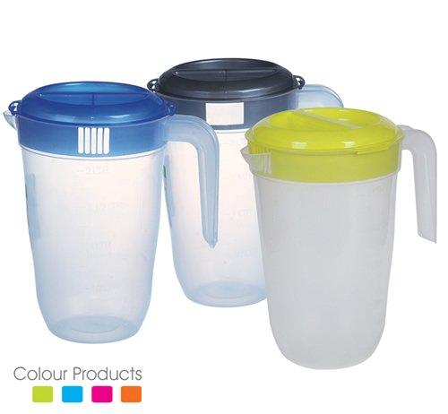 Plastic Water Jug Wiht 4 Cup - Buy Plastic Water Jug With ...