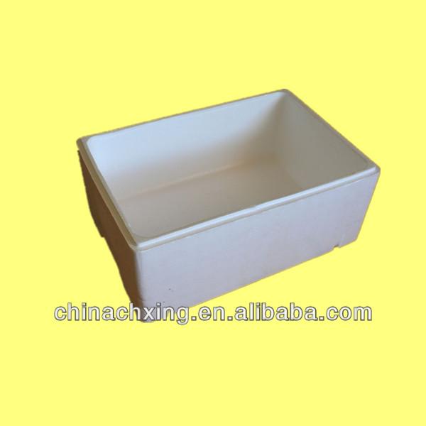 Round Styrofoam Cooler ~ Round shape eps styrofoam box foam packaging best