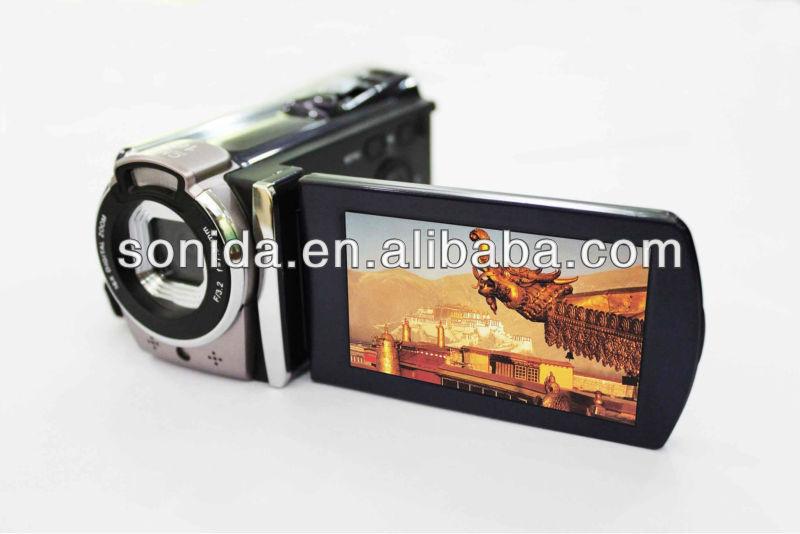 1080P Camcorder Full High Definition 160 Megapixel Digital HDV 602P