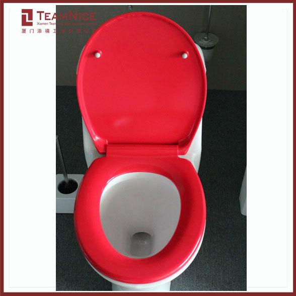 Colored Red Toilet Lid - Buy Toilet Lid,Red Toilet Lid ...