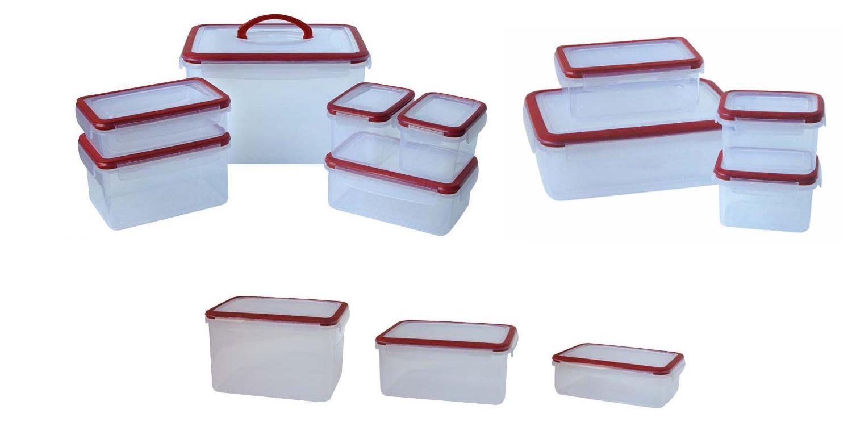 Caja transparente de pl stico buy product on - Cajas de plastico ikea ...