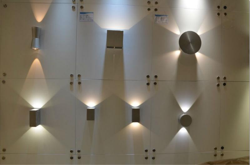 Modern Design 2w Wall Mounted Led Wall Bracket Light Fitting - Buy Wall Bracket Light Fitting ...