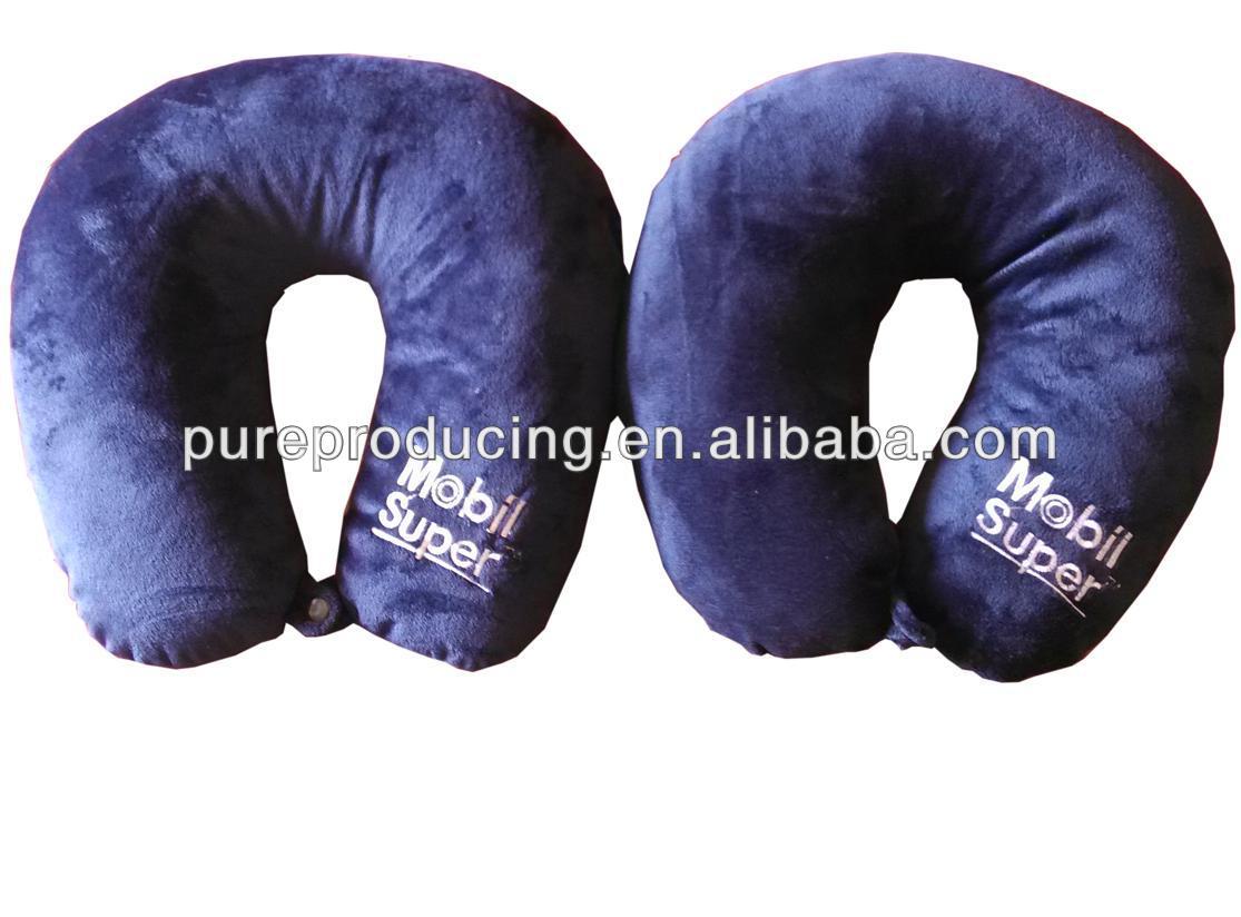 Animal Skin Printing Micro Beads Neck Pillow - Buy Micro Bead Pillow,Neck Pillow,Travel Pillow ...