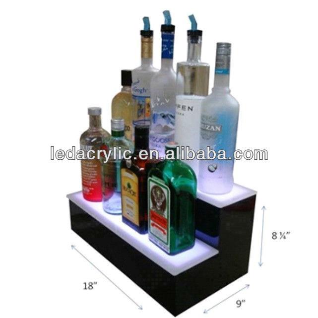Fresh Food Vending as well Acrylic Liquor Bottle Display Shelves Black P 7524 in addition Vip Bottle Presenter Tray Lunar Bottle Service Delivery Caddie also 251717727268 additionally Prismtm Liquor Pourer Black Tapered Metal Pourer P 15905. on led liquor trays