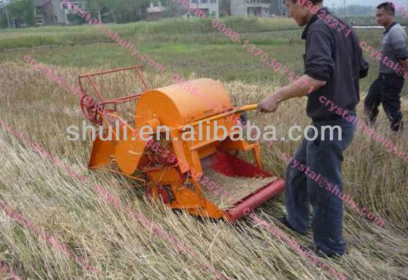Комбайн для пшеницы своими руками