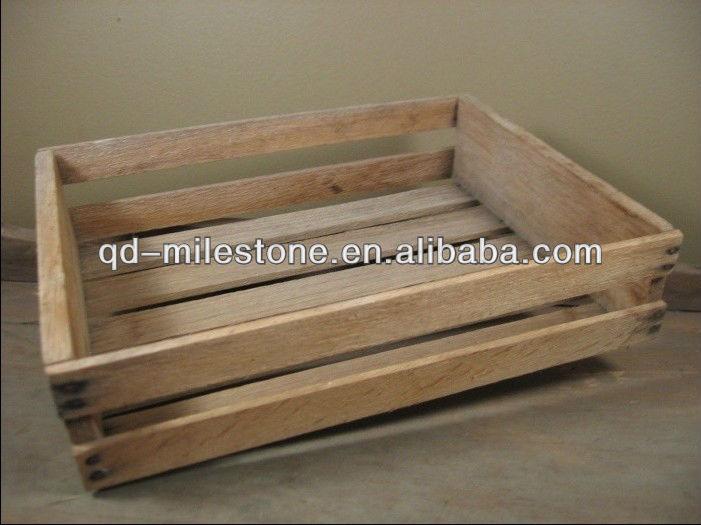 3 vintage antique wood fruit crates buy wooden fruit and for Buy wooden fruit crates