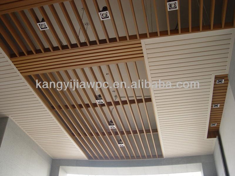 Wpc false ceiling designs view house ceiling design for Exterior ceiling design