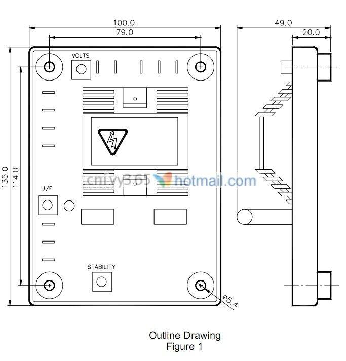 Stamford Newage Generator Wiring Diagram : Generator avr sx buy
