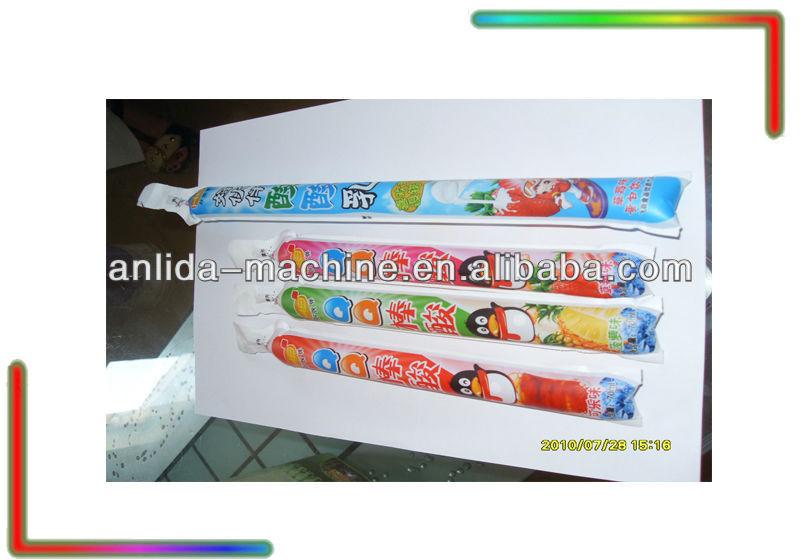 freeze pop packaging machine