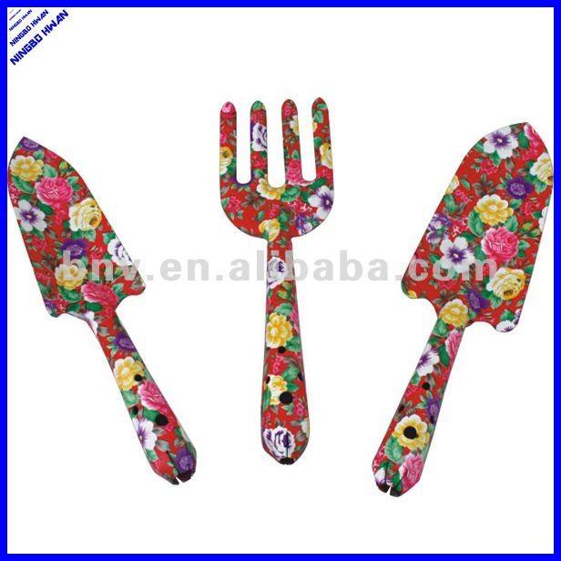 2013 new fancy design garden tool lady gardener shovel for Ladies gardening tools