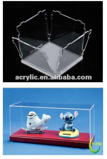 Acrylic Boxes Custom Made : Custom made acrylic jewlry boxes buy