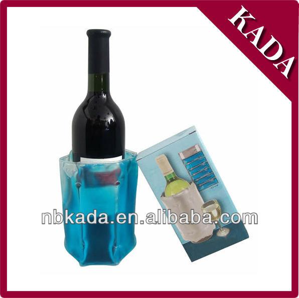 Freeze Gel Wine Bottle Cooler Sleeve Wine Bottle Cooler