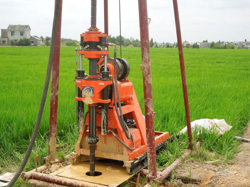 Hgy 200 Soil Testing Equipment Soil Test Drilling Rig For
