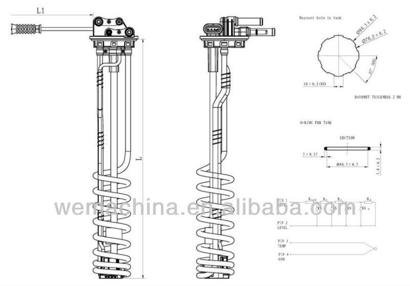 adblue sensor for volvo engine
