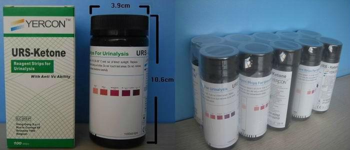 In vitro diagnostic strips