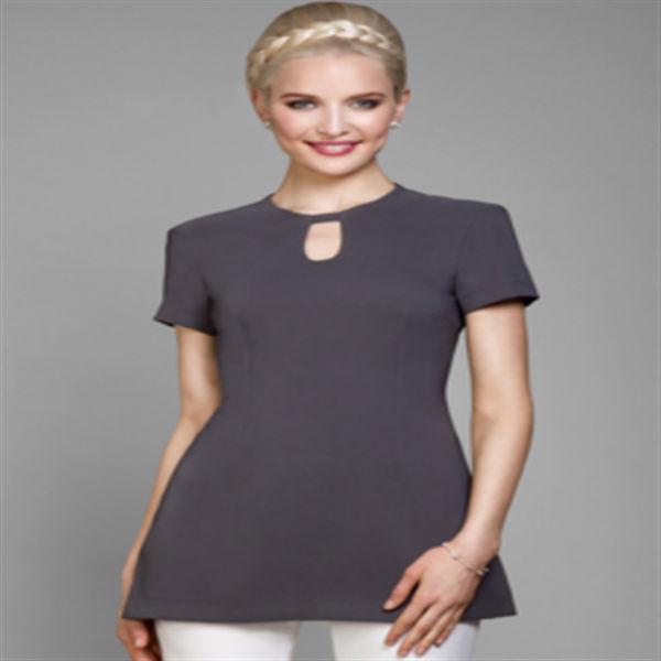 Newest 100 cotton beauty spa uniforms buy beauty spa for Spa uniform cotton