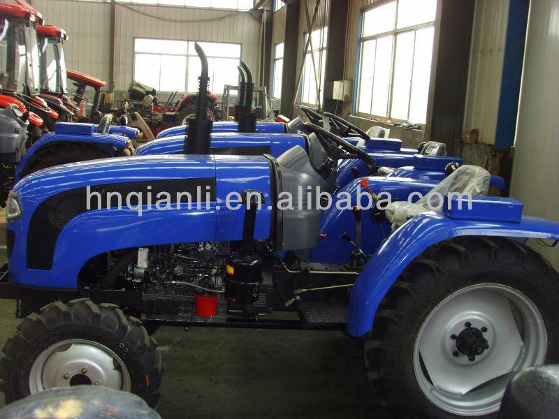 Minitraktor 4wd