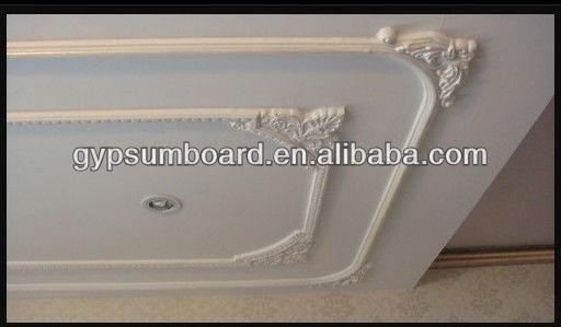 Gypsum Cornice Mould : Decorative plaster coving cornice moulding