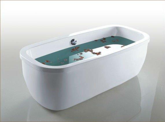2014 small size bathtub new design luxury indoor spa