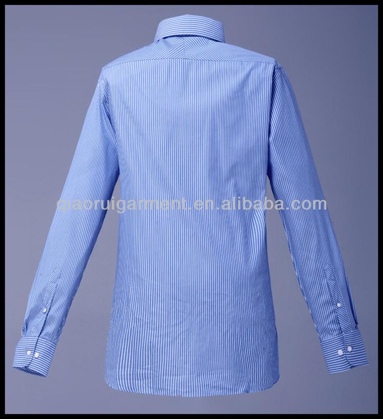 Men 39 S High Quality Fancy Egypt Cotton Striped Business
