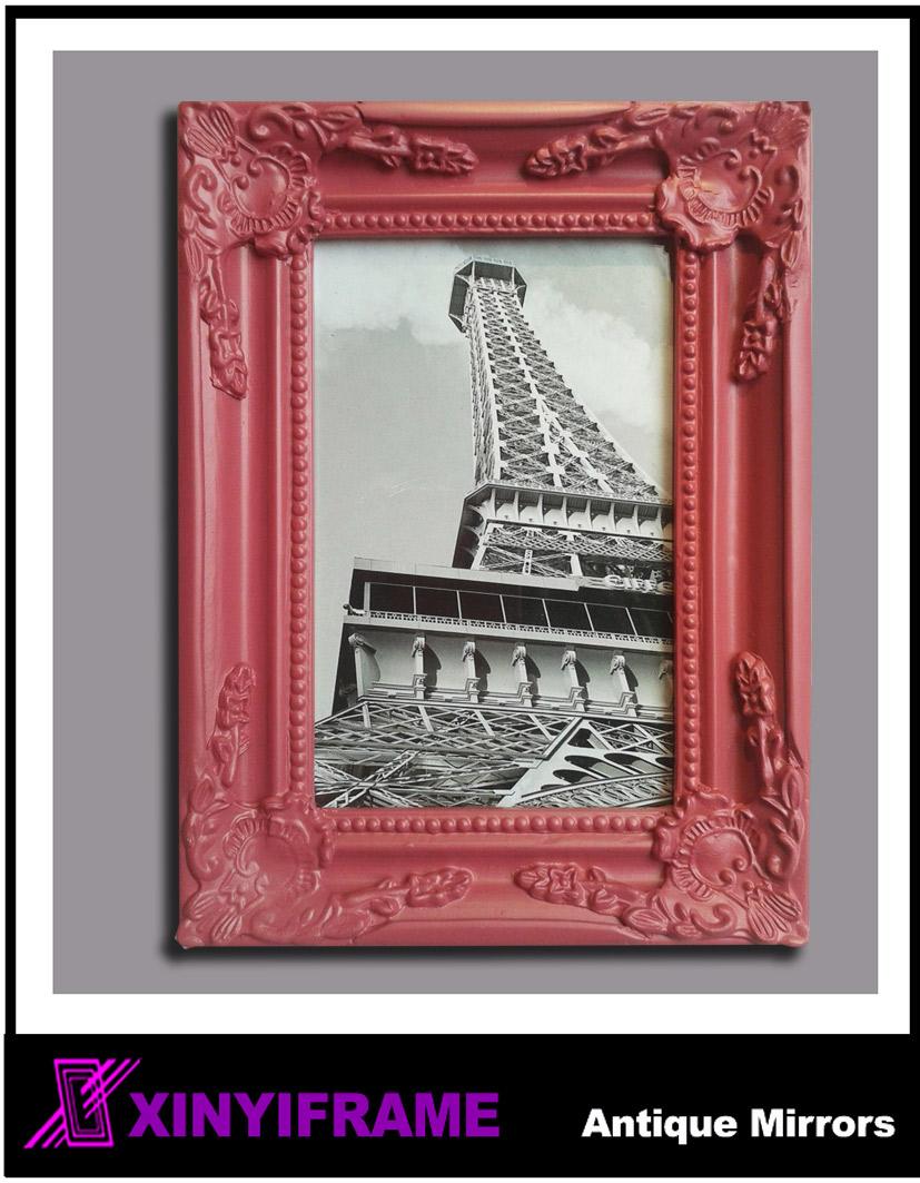 Solid wood frame wholesale 4x6 picture frames antique - Vintage picture frames cheap ...