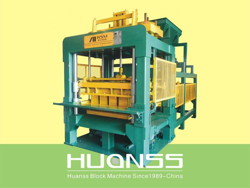 cement block machine for sale