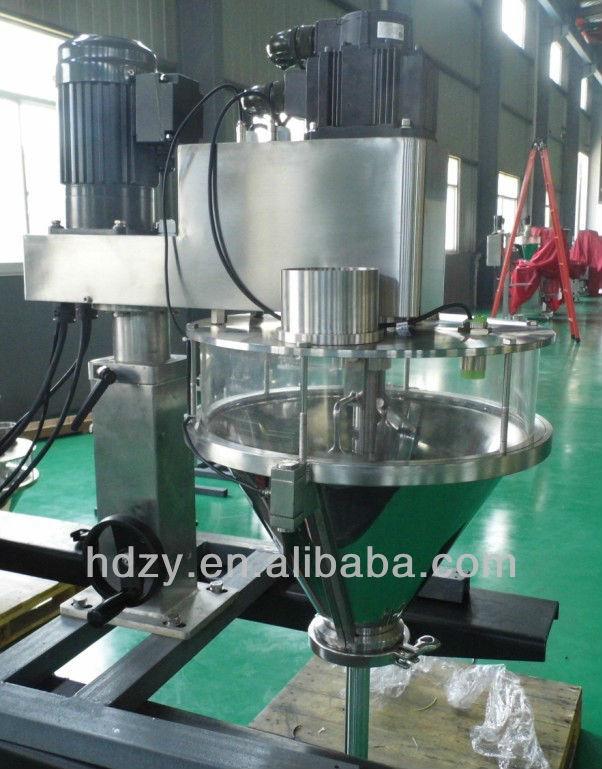 Auger Filler Machine Powder Filling Head Dextrose Powder