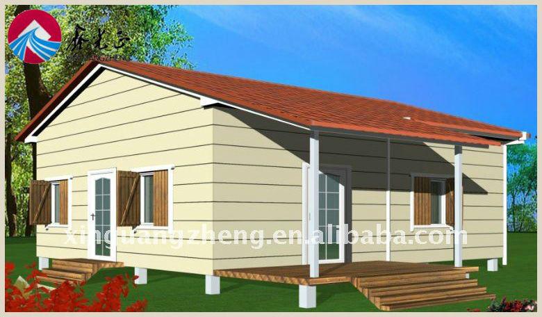 Steel Structure Prefab Modular Guest House View Prefab