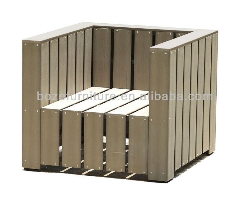 Wpc Wooden Sofa Set Sofa Outdoor Heavy Duty Patio Sofa Buy Dedon Furniture Outdoor Furniture
