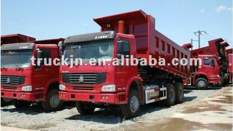 China Alibaba Mitsubishi Fuso Dump Truck Sino Dump Truck