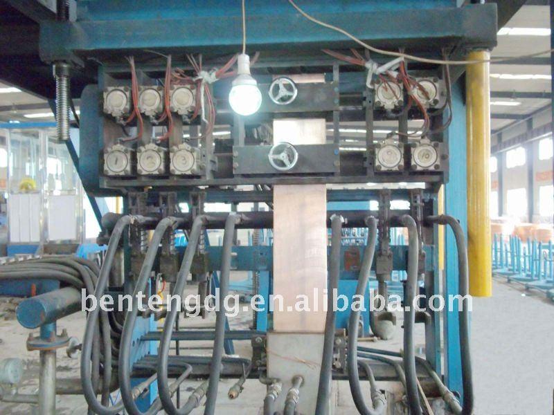 upward continuous machine