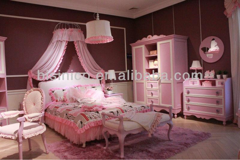 romantice teens bedroom furniture barbie princess bedroom