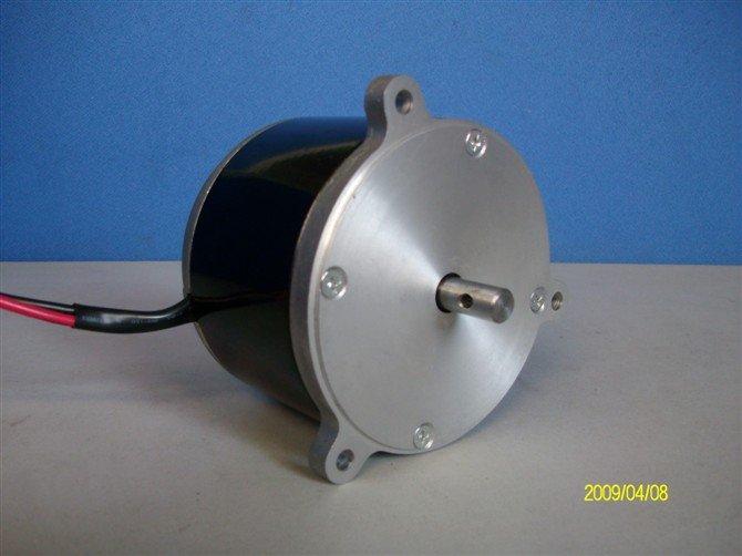 Automatic Door 1 Hp 12v Dc Motor 3000rpm For Garage Door