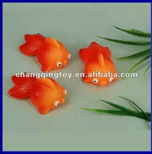 Novelty Promotional Floating Gold Fish Toys For Kids Buy